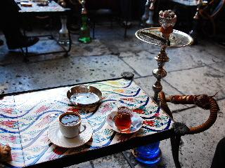 Turkısh coffee and Cıgarettes