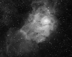 Lagoon Nebula (-mrh) Tags: sagittarius nebula astrophotography m8 halpha st8xme tv85 Astrometrydotnet:status=solved Astrometrydotnet:version=9649 Astrometrydotnet:id=alpha20081173341667