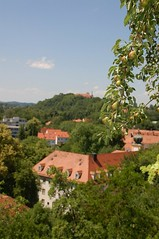 Freising Dom view over town. (wunnspeed) Tags: germany bayern deutschland bavaria parents freising