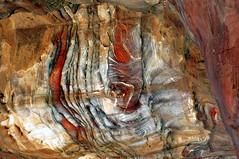 colourful stones (jochen.westermann) Tags: travel rock painting reisen nikon natural stones petra d2x jordan steine arabia colourful farbig jordanien felsen arabien westermann