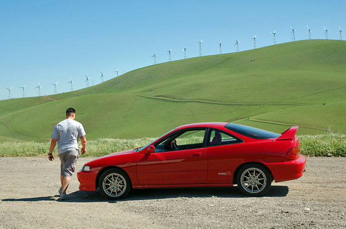 My JDM '98 Spec Milano Red Honda Integra Type R - Honda-Tech - Honda Forum Discussion