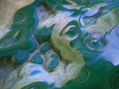 Smooth Malachite in Macro (cobalt123) Tags: abstract macro green nature mystery waves glow bestviewedlarge mineral swirls sheen specimen polished malachite mycollection