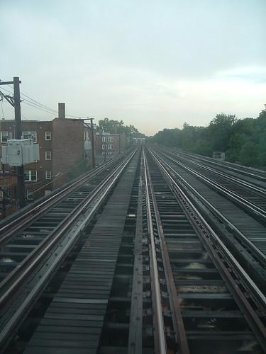 Red Line tracks