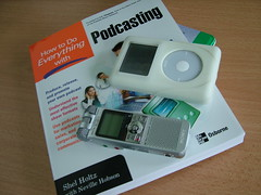 Podcasting Book and Tools