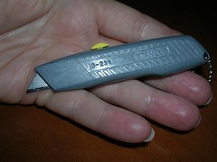 small utility knife