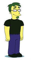Naladahc, Simpsons-style
