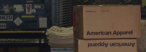 American Apparel shirts