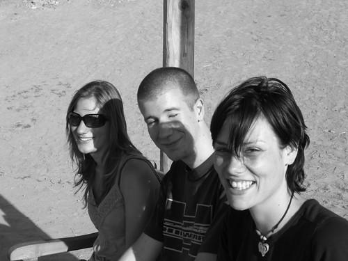 Christine, Sébastien, Ladina