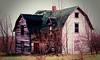 old house (Adam FLiK) Tags: old house digital photoshop nikon cross process processed fallingapart d1x naturesfinest mywinners diamondclassphotographer flickrdiamond flikproductionscom adamflikkema