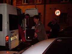 Jonny Greenwood (streetspirit73) Tags: park ireland dublin live greenwood 2006 thom jonny radiohead yorke marlay