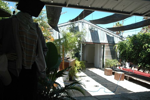 Red House Gallery, Abbott Kinney Blvd. Venice Beach California