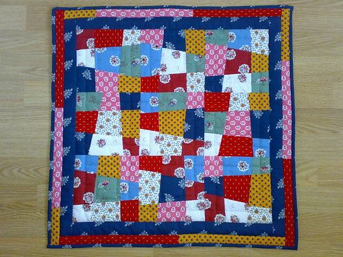 dutchblue: found it! : crazy nine patch quilt - Adamdwight.com