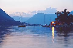 Бока Которска (yuriye) Tags: light evening bay gora montenegro kotor crna гора црна котор