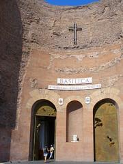 Basilique Sainte Marie des Anges