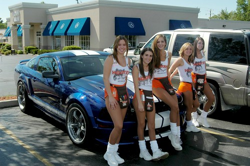 Hooters And Mustangs Pictures - Hooters And Mustangs Photos ...
