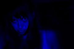 m.i.a. (Bojan Sokolovi (FFFF !)) Tags: blue black blur field dark focus mia depth