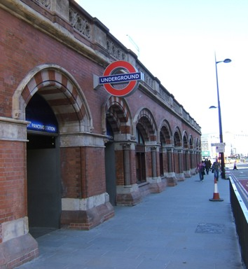 King's Cross St Pancras