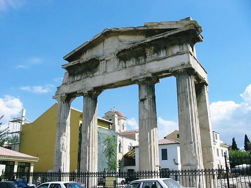 Athens, Greece - Roman & BYzantine