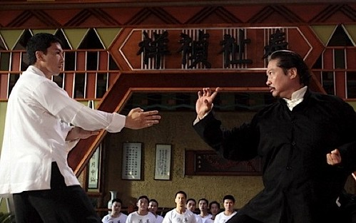 Ip Man 2: Chung Si Chuen Kei - Donnie Yen vs Sammo Hung