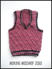 Thorny Rose Vest
