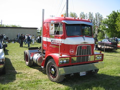 1959 Mack H67T tractor (JarvisEye) Tags: 1959 mack h69 truck tractor camion show concours exhibition sussex newbrunswick canada rare h67t