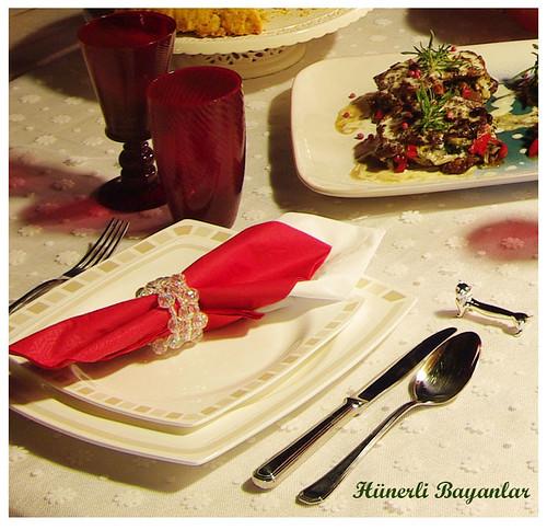 Ülkü ve Aytaç - Akşam Yemeği Sofrası -3