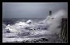 Storm at Tynemouth (Reworked) (hoho0482) Tags: sea lighthouse storm tynemouth coastuk