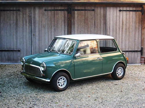 Authi Mini Cooper 1300 (1973) LHD.