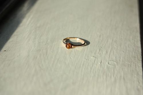 Grandma Maria's ring