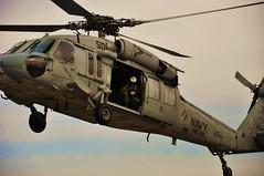 helo (Nathan Congleton) Tags: chopper navy helicopter usn pilot aircrew seahawk sh60 aircrewman