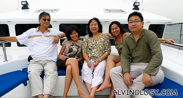 Alvinlogy's happy family