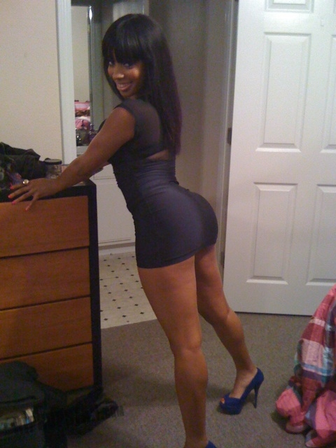 phat azz black girl
