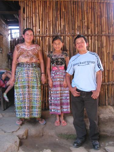Juana's family
