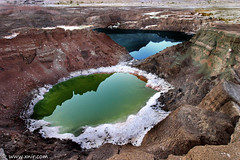 Lowest place on earth Dead sea - Israel (xnir) Tags: trip travel sea landscape dead israel photo interesting scenery view place earth great best explore lowest  sinkholes deniro nir   benyosef wwwxnircom xnir  xniro photoxnirgmailcom
