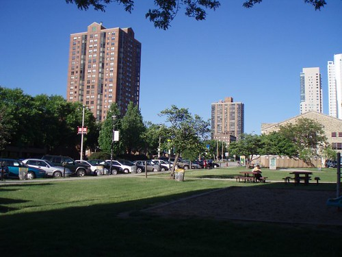 Cathedral Square Park