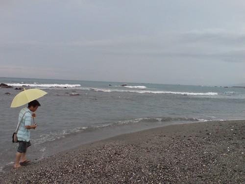 黃色小雨傘