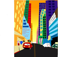 city scape (coreysheppard) Tags: city newyork cityscape imaging