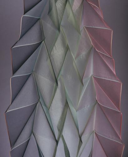nuno: origami pleat