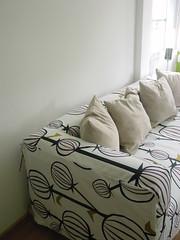 capa - cover (Lau Sew) Tags: new capa fabric cover novo sofá elegante tecido 11h