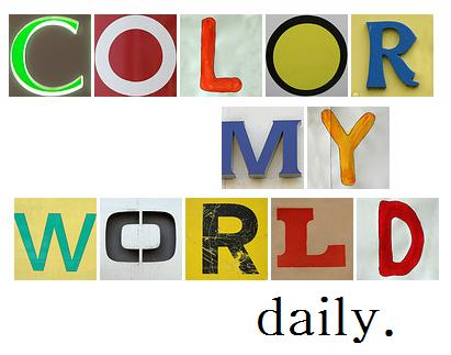 color my world daily