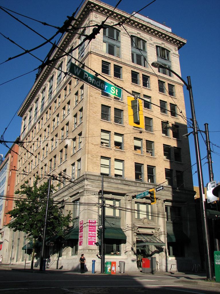 West Pender Building - 1912