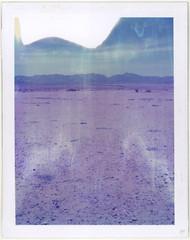 (moominsean) Tags: arizona route66 forever kingman type669 polaroid195 expired0199