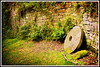 Abandoned Millstone at Prudhoe