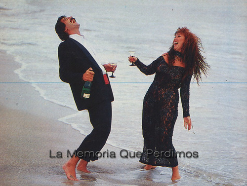 brindis Moria y Vadalá 1993