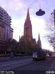 UFO Sighting in Melbourne!