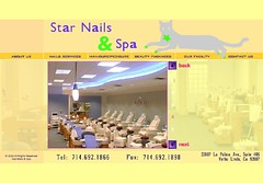 I don't recommend Star Nails & Spa. (06/2007)