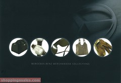 23 - 29 Jul : Mercedes Benz Merchandise Collections
