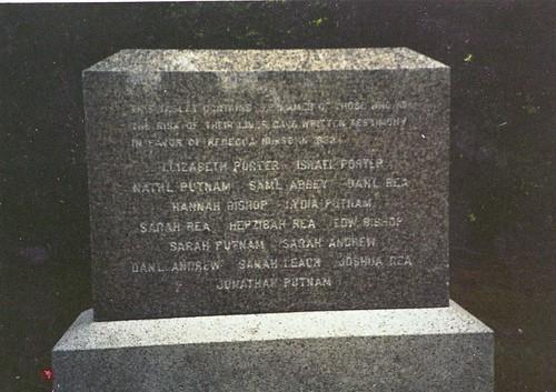 Salem Monument