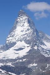 2006-X55  Matterhorn (Old Fogey 1942) Tags: switzerland zermatt matterhorn valais riffelalp gornergratbahn 2006x55