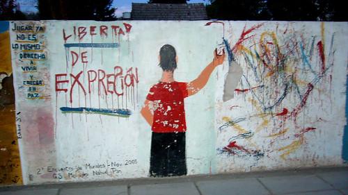 Liberdade de expressão II